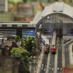 Cómo construir una plataforma de viraje de ferrocarril