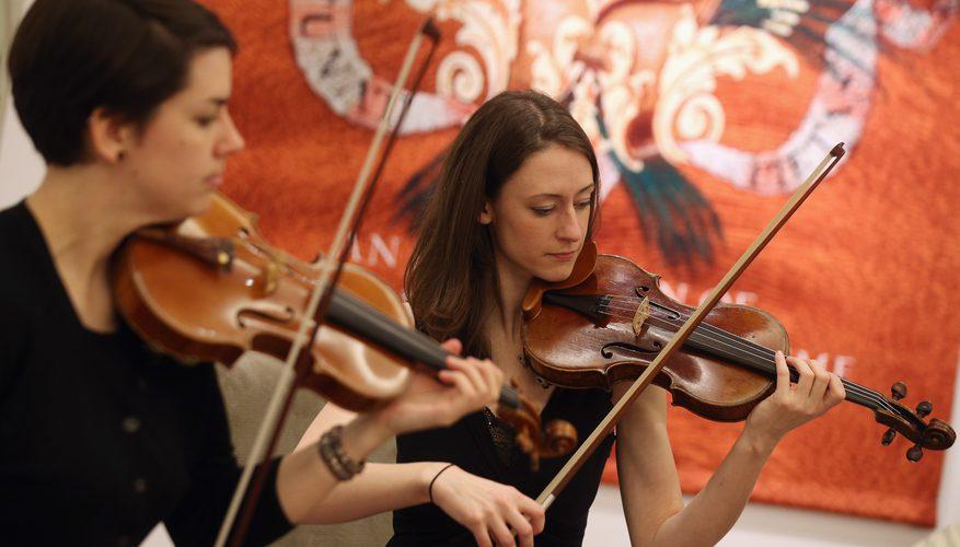 ¿Quién inventó el violín?