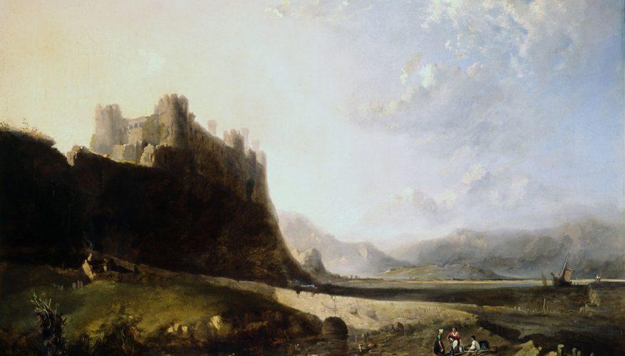 ¿Cómo saber si una pintura al óleo vale dinero?