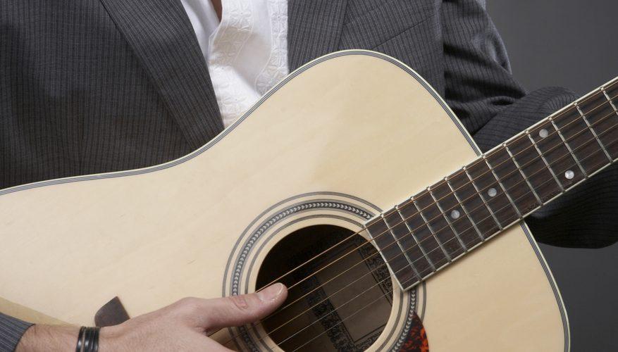 La diferencia entre tocar la guitarra y el banjo