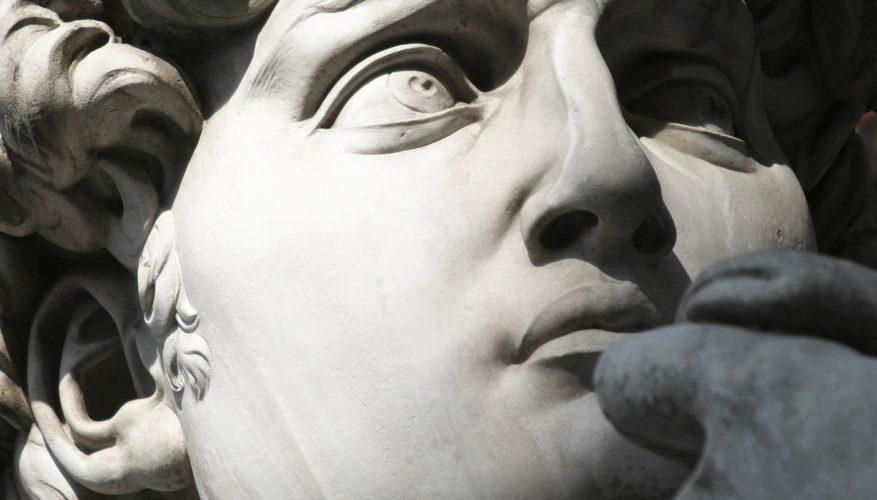 Las similitudes entre Miguel Ángel y da Vinci