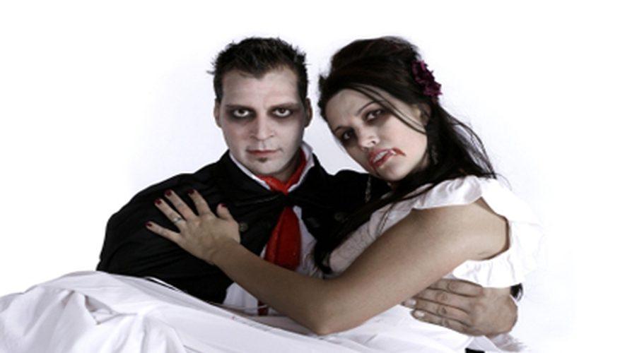 Cómo crear un disfraz de vampiro