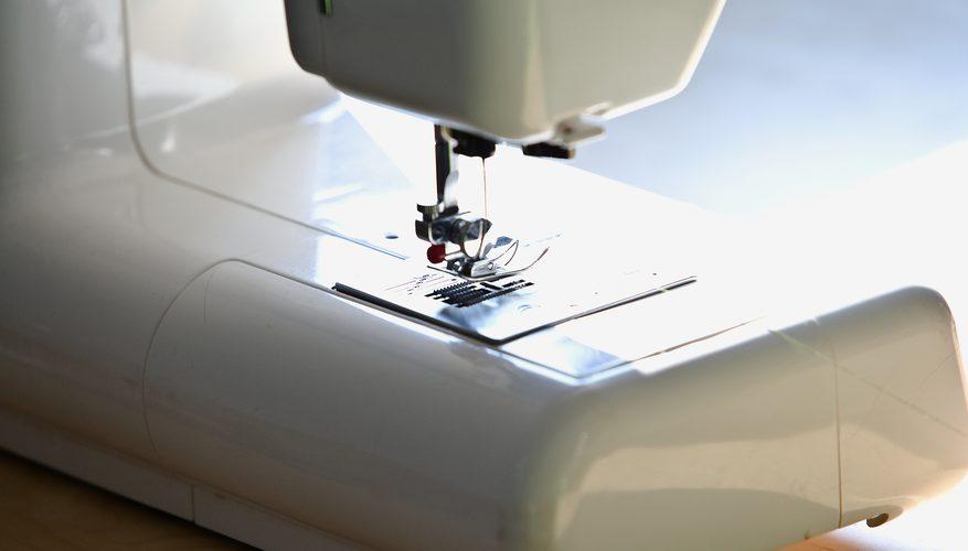 Instrucciones de costura del tazón de tela