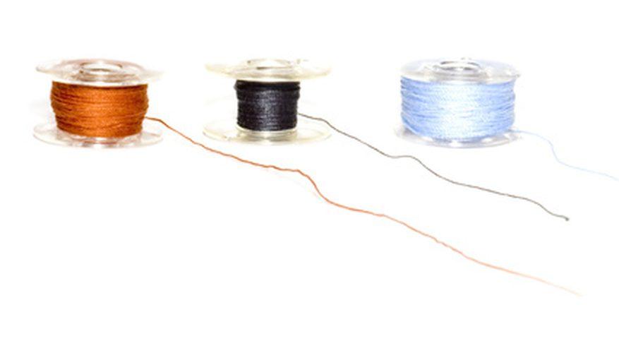 Cómo recrear una máquina de coser Singer