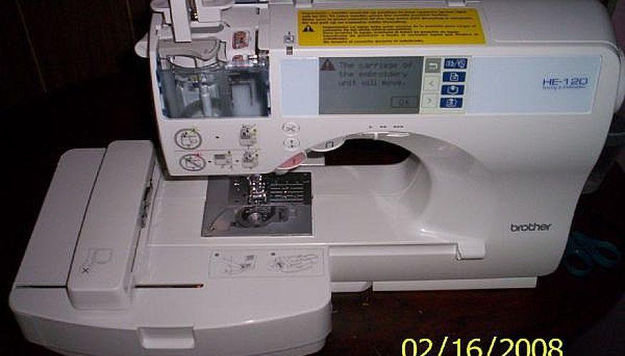 Cómo comparar las máquinas de coser/bordar de Brother con las máquinas de cierre de bebés
