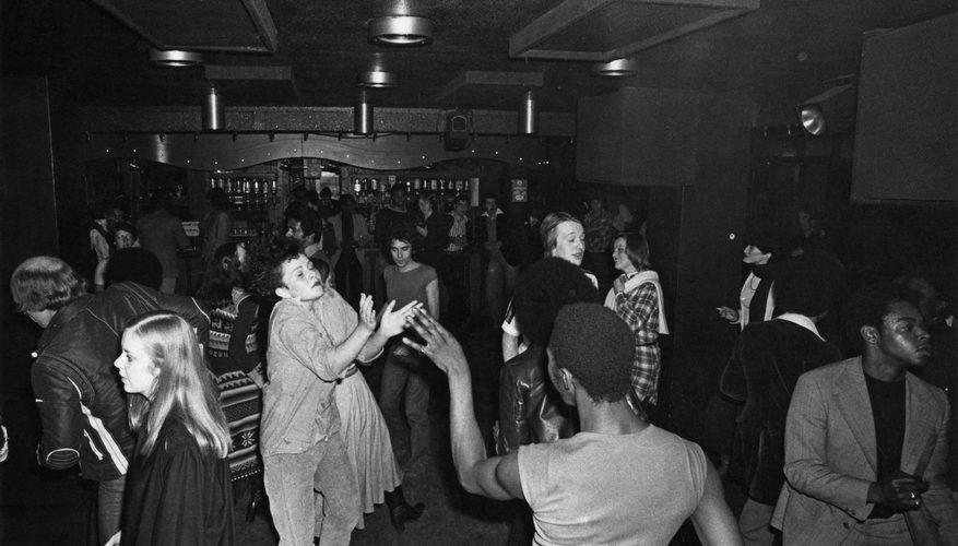 Pasos de baile de los años 70