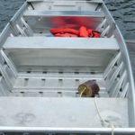 Cómo agregar la dirección a un barco de pesca de aluminio