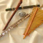 Cómo encontrar la colocación de agujeros para flautas