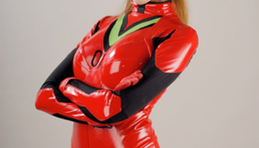 Cómo hacer un traje de superhéroe