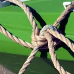 Limpiador casero de barcos de fibra de vidrio