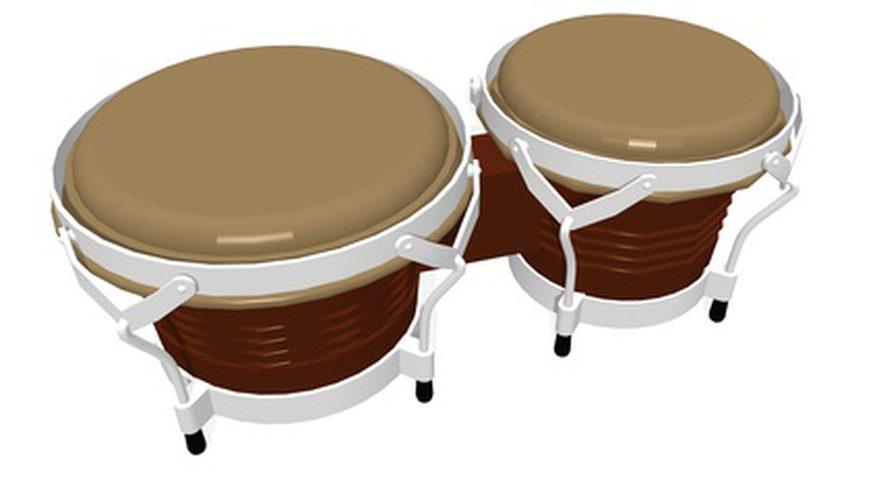 Tipos de Bongos - Instrumento musical de percusión