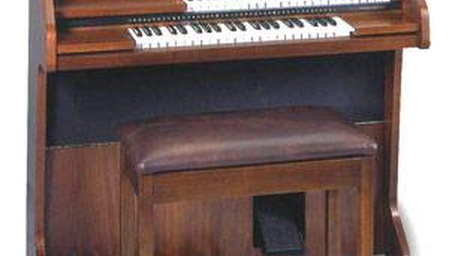 Cómo mover un órgano de Lowrey