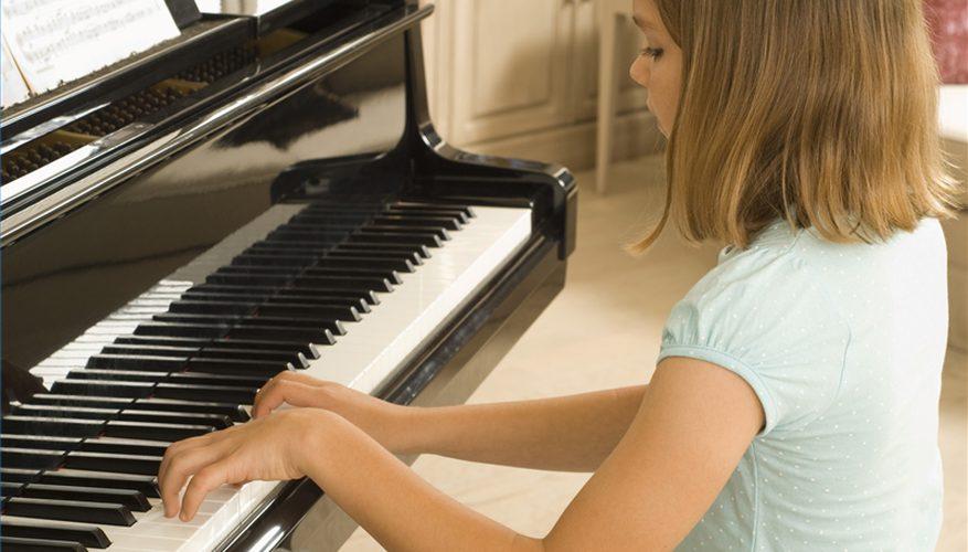 Cómo practicar el piano