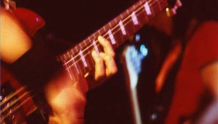 Cómo configurar un pedal de efectos para guitarra