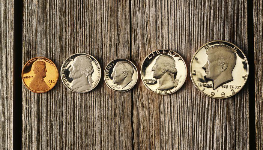 ¿Cuál es el valor de las monedas sin circular?