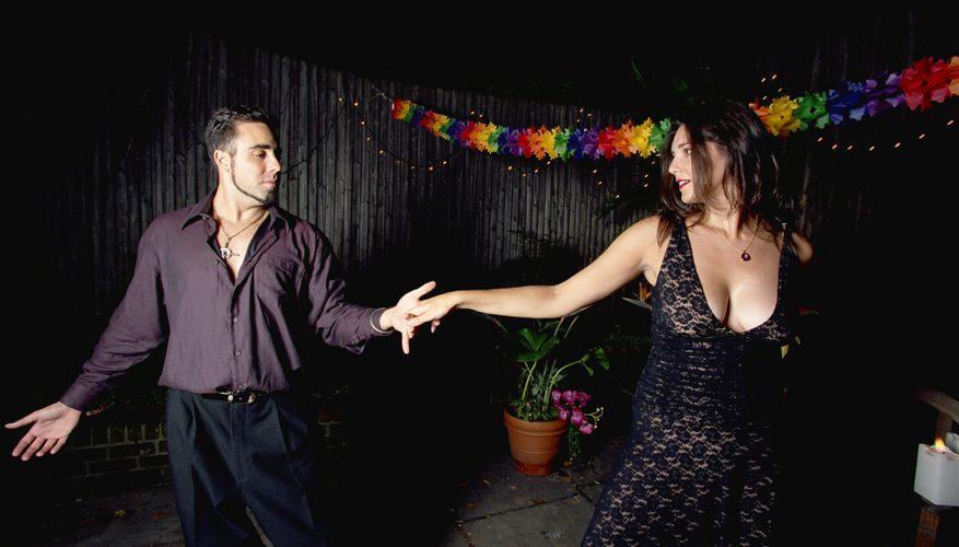 Pasos sencillos de baile mexicano para niños