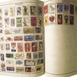 Lista de sellos de valor para coleccionistas