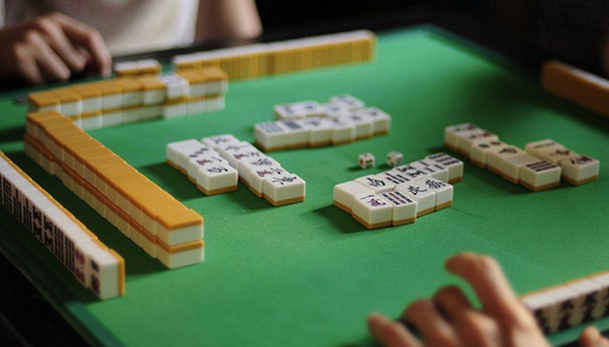 Reglas del Mahjong Americano