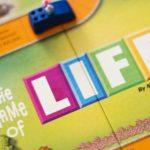 Reglas del Juego de la Vida o  juego de mesa Life