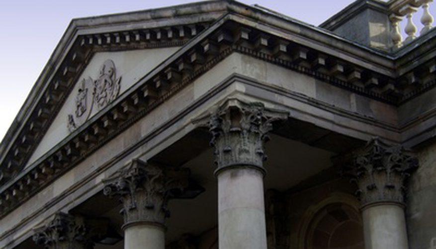 Columnas Romanas y sus Tipos
