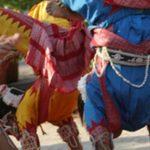 Pasos para aprender el baile de la Garba