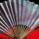 Baile tradicional chino con abanicos