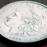¿Cómo puedo decir la Casa de Moneda de un dólar de plata Morgan?