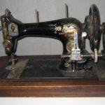 El valor de las máquinas de coser antiguas de Singer