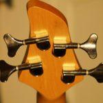 Cómo identificar un Spector Bass por el número de serie