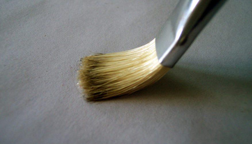 Cómo pintar con Tole Paint