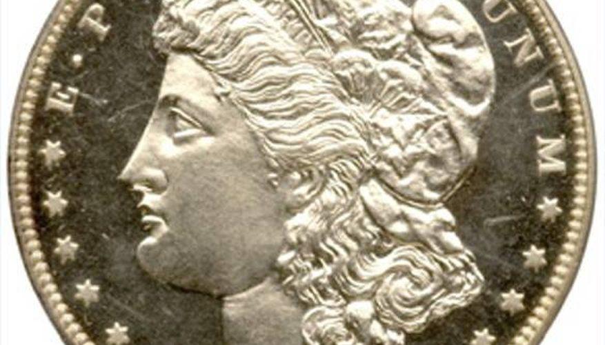 ¿Cuánto vale un dólar de plata Morgan de 1884?