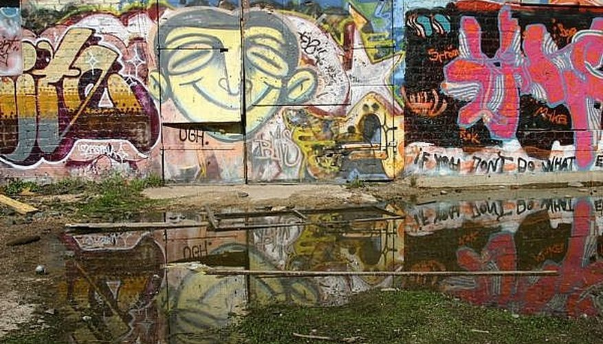 Cómo hacer graffiti