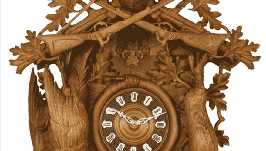 Cómo identificar al fabricante de un reloj de cuco