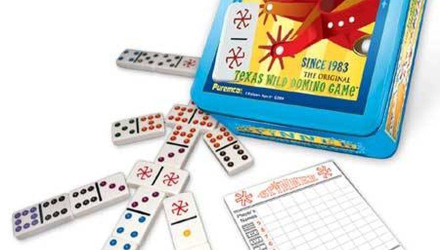 Cómo jugar a Spinner Dominoes