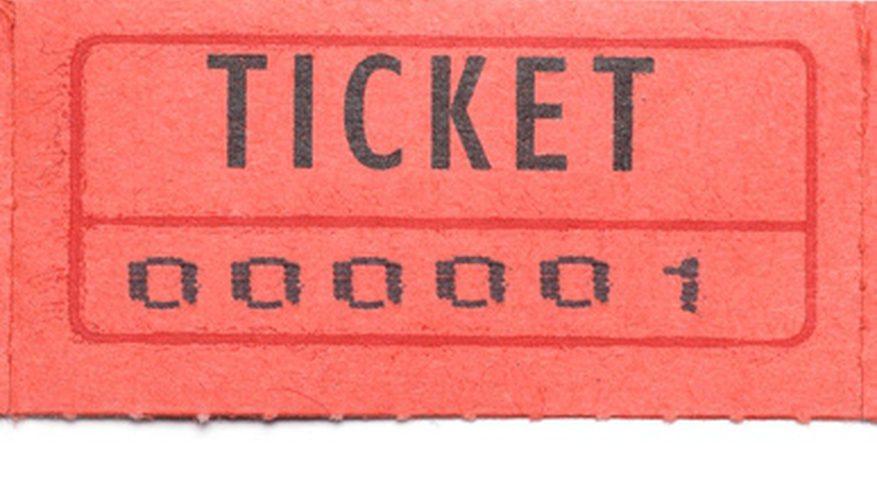 ¿Cómo obtener una copia en blanco imprimible de los boletos de la rifa?