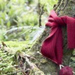 Cómo tejer una bufanda simple