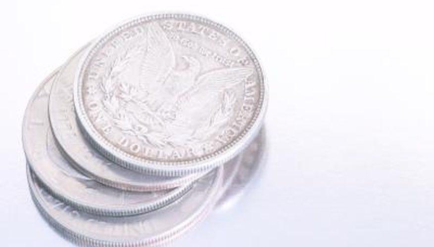 ¿Cuánto vale una moneda de plata de un dólar?