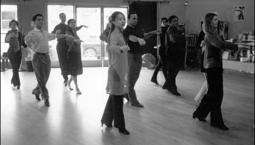 Cómo enseñar coreografía de teatro musical