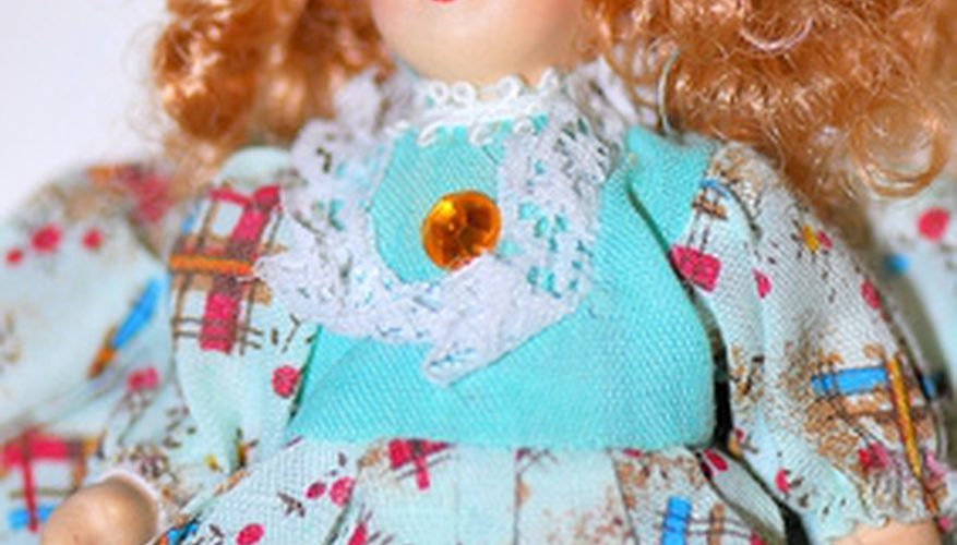 Cómo determinar el valor de las muñecas Shirley Temple Dolls