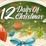 Reglas del juego de 12 días de Navidad