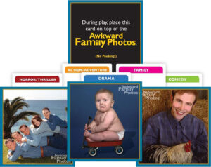 Reglas del juego Awkward Family Photos