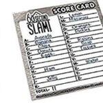 Reglas del juego Slam de 60 segundos