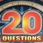 Reglas del juego de 20 preguntas