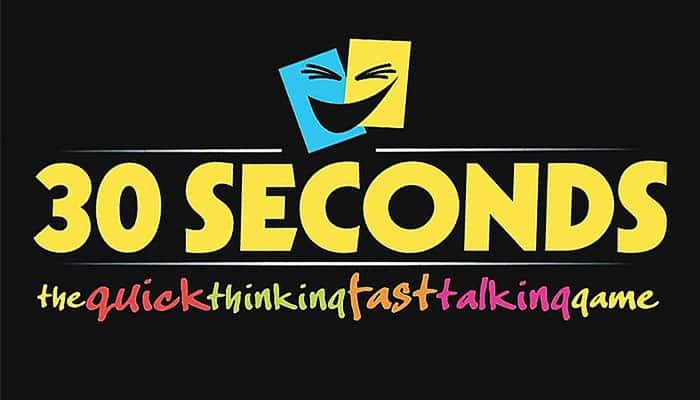 Reglas del juego de 30 segundos