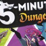 Reglas del juego de mazmorras de 5 minutos