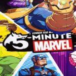 Reglas del juego Marvel de 5 minutos