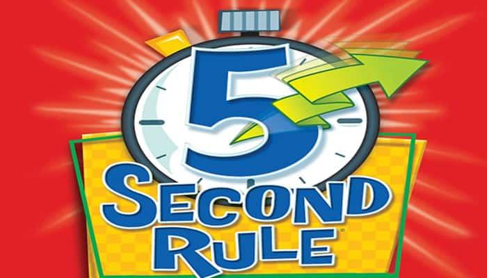 Reglas del juego de las 5 segundas reglas