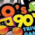 Reglas del juego de trivia de los 80's 90's