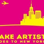 Un artista falso va a las reglas del juego de Nueva York