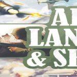 Reglas del juego por aire, tierra y mar